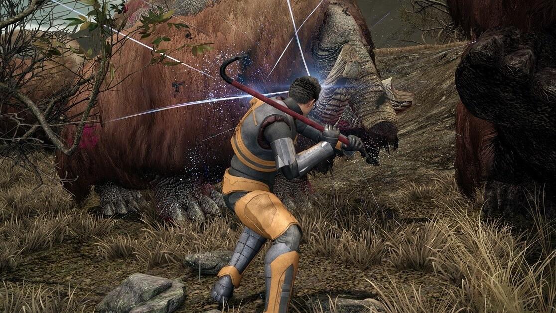 Who needs Half-Life 3 when you have Final-Half-Fantasy-Life XV?
