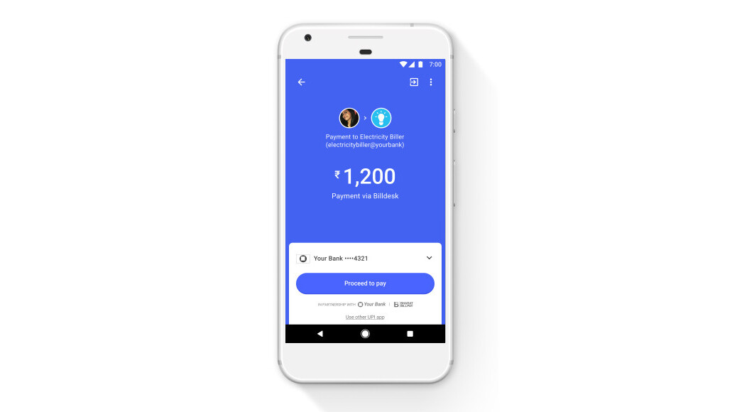 Google's Tez app for India now pays your utility bills with one tap