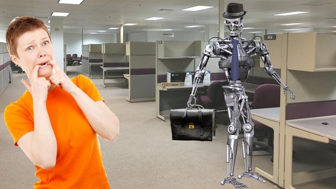 Robots aren't causing unemployment — we are