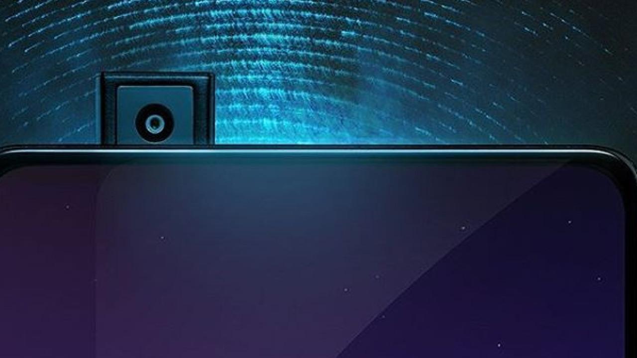 Vivo's Apex concept phone hides a pop-up camera behind its borderless display