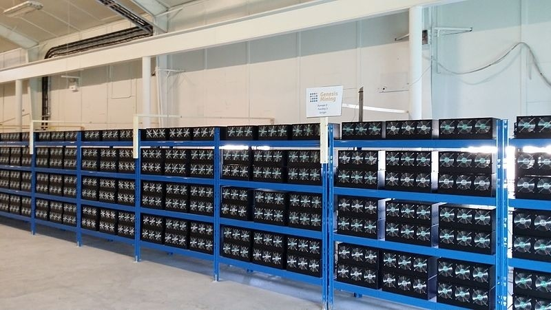 A brief history of bitcoin mining hardware