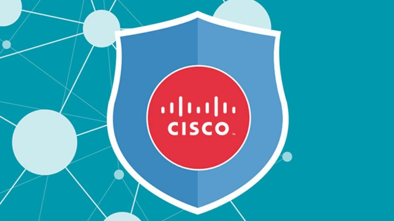 Get trained to be your company's Cisco guy