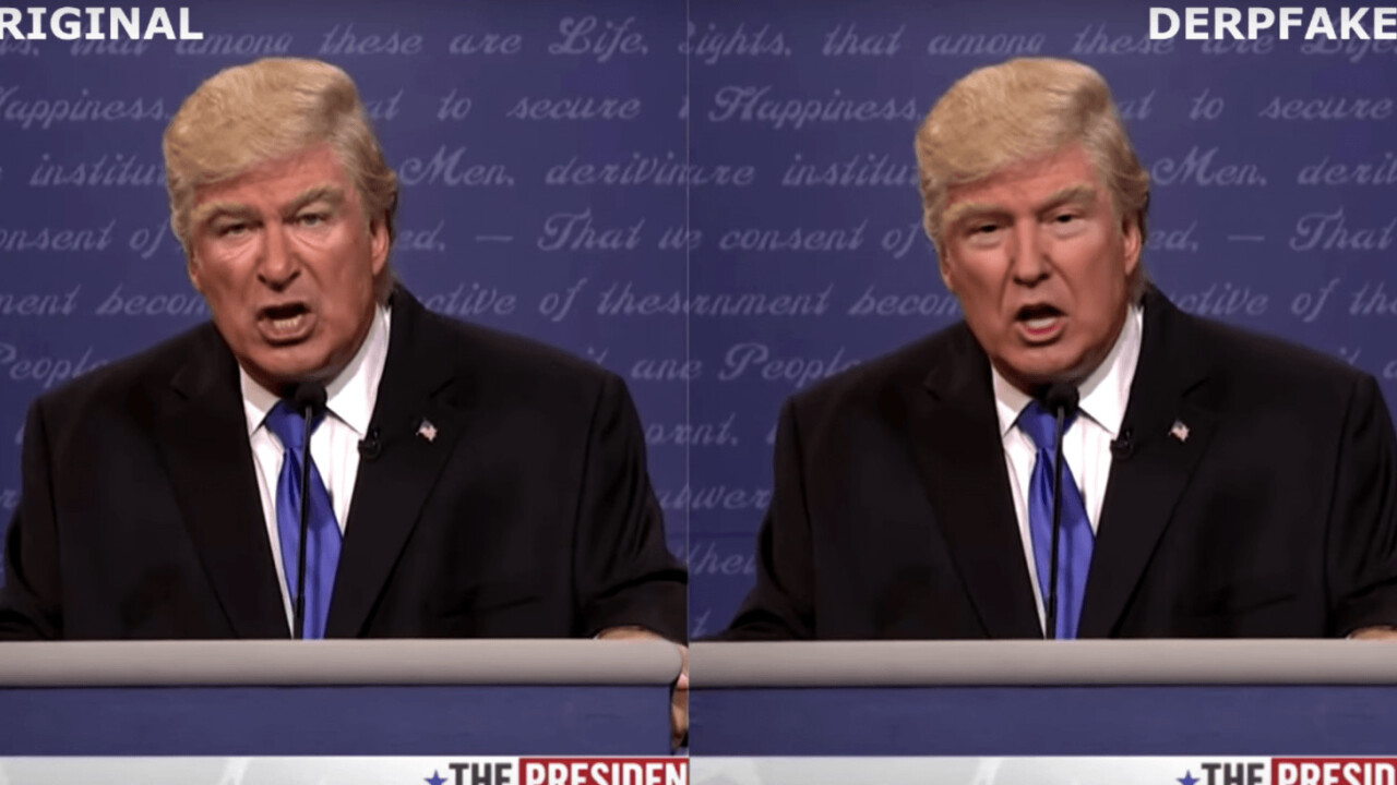 Deepfakes algorithm nails Donald Trump in most convincing fake yet