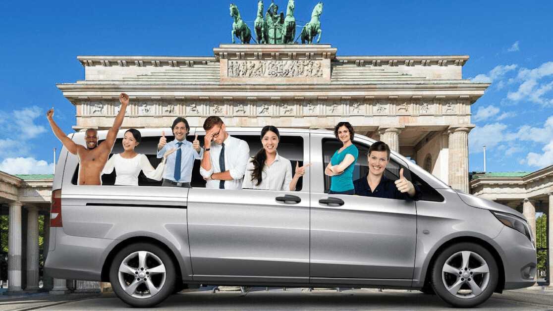 Free rides are the future of public transport, according to this German startup