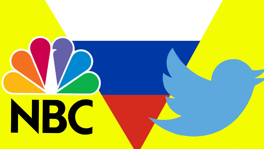NBC releases 200k deleted tweets from the Russian propaganda machine
