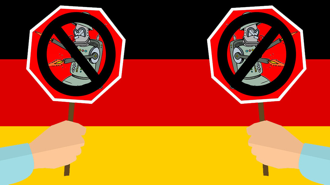 Good news for humanity: Germany joins list of countries that won't use autonomous weapons