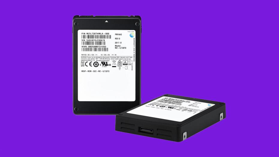 Samsung announces a whopping 30TB SSD