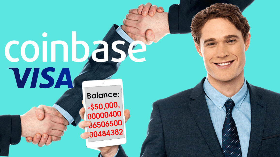 Coinbase and Visa deny fault in cryptocurrency overcharging disaster with sly PR tricks