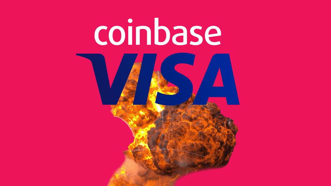 Visa no longer blames Coinbase for cryptocurrency overcharge bug [Updated]