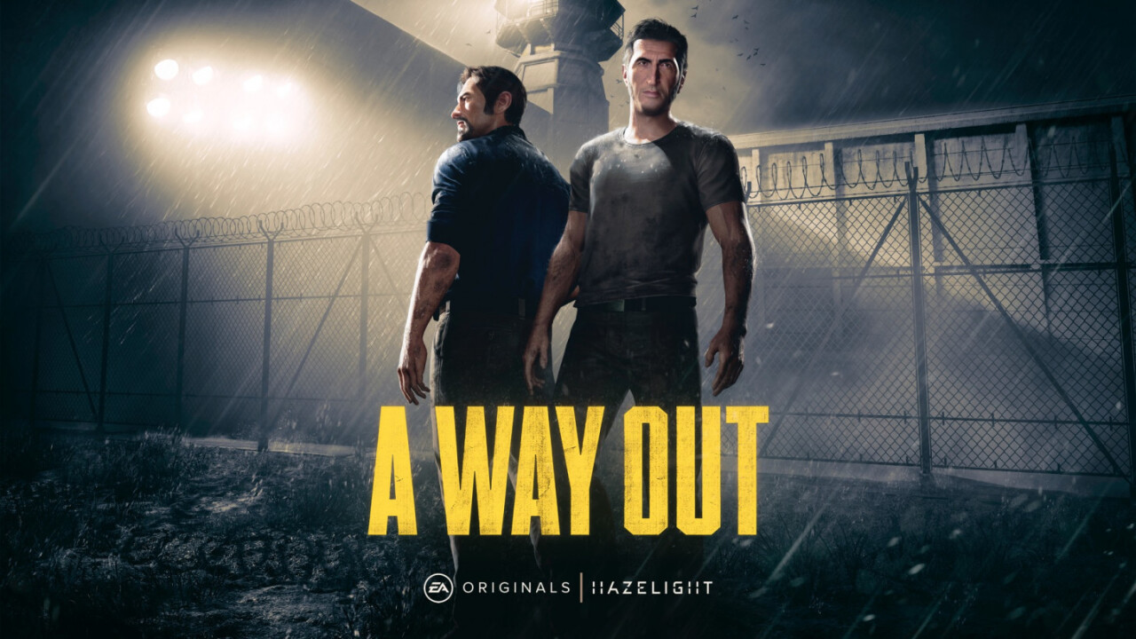 Review: A Way Out is co-op done right