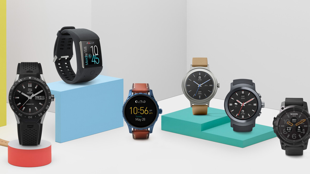 Android Wear may soon be renamed 'Wear OS'