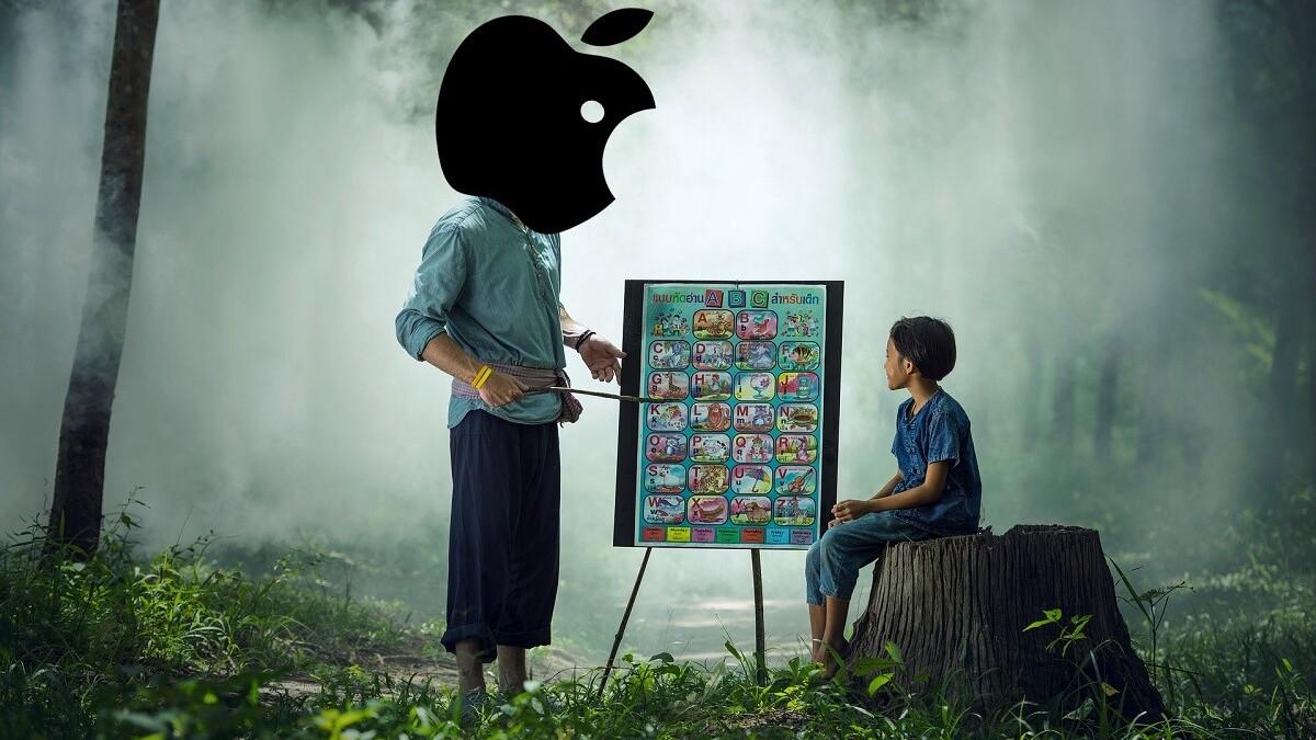 Apple announces Classkit, an app framework for classroom surveillance