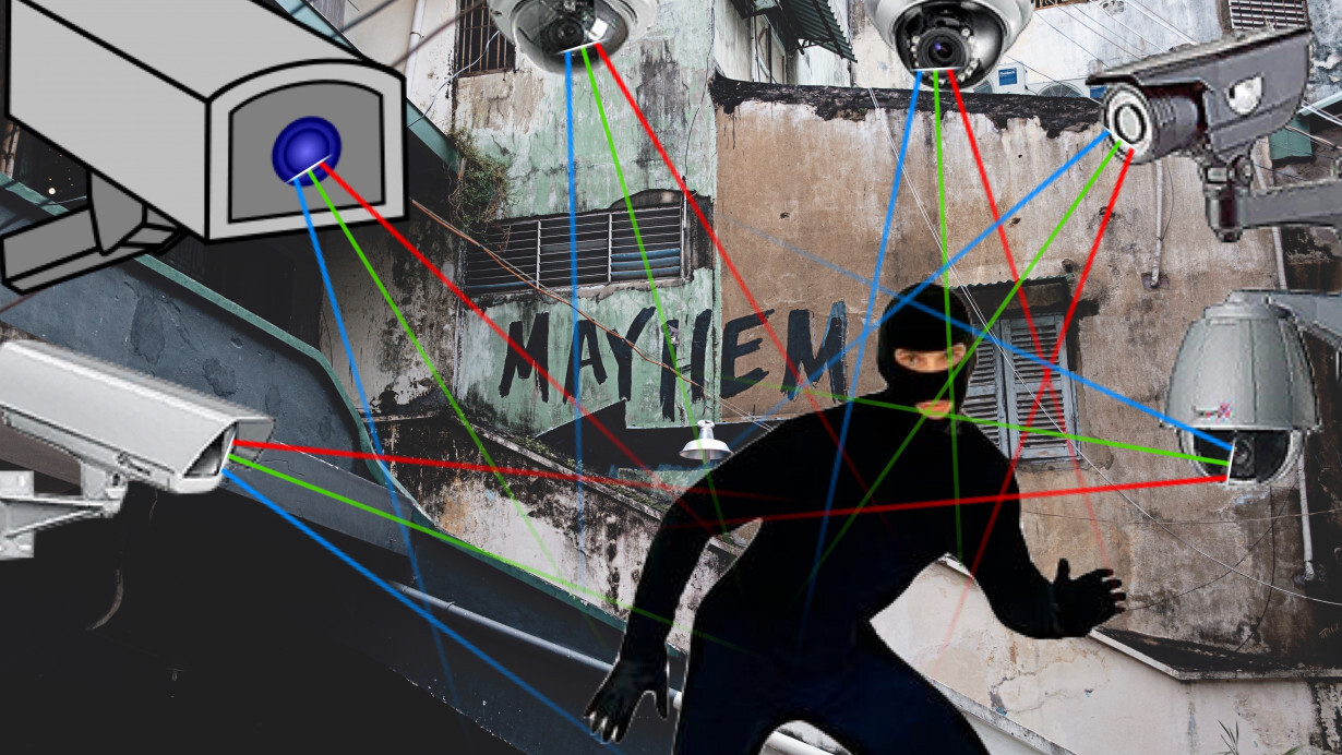 This blockchain-based surveillance startup detects crime in real-time