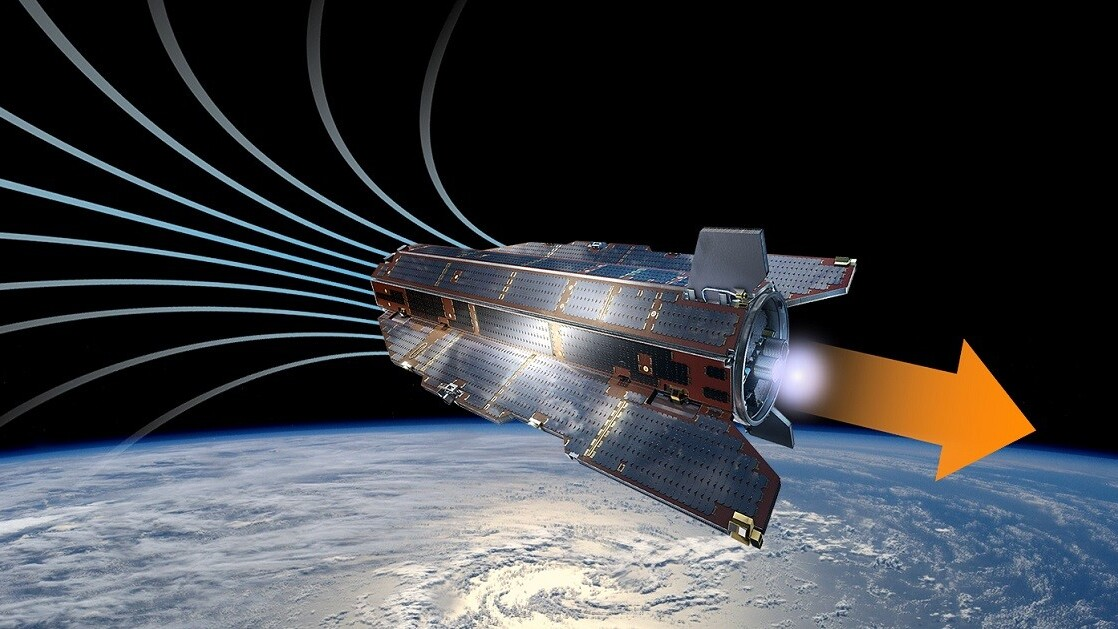 New thruster tech converts air molecules into fuel for orbiting satellites