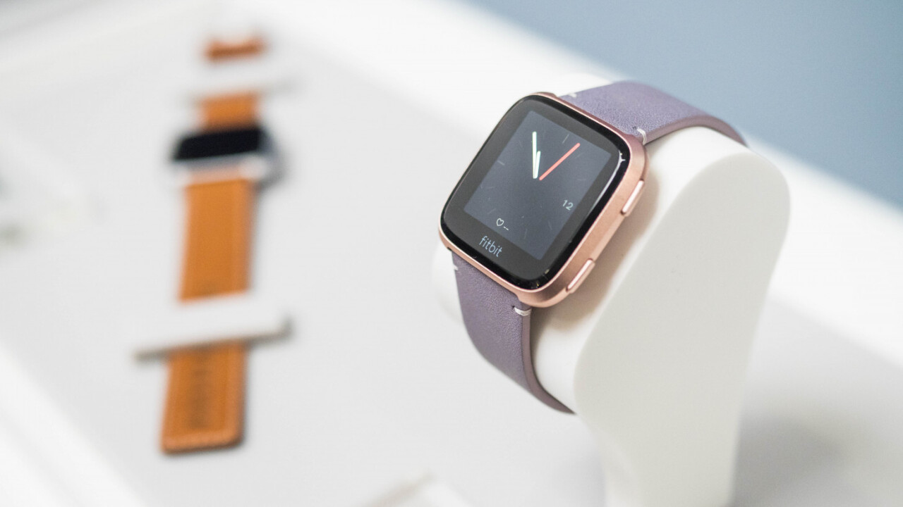 You can finally buy the Fitbit Versa