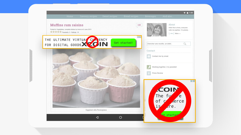 Google will ban cryptocurrency ads starting this June
