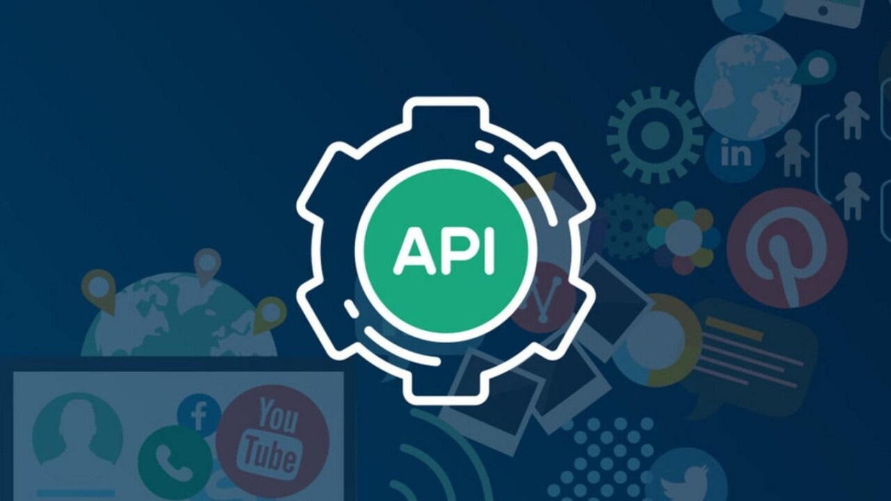 Learn the way apps get you information with this API Mastery training for just $29