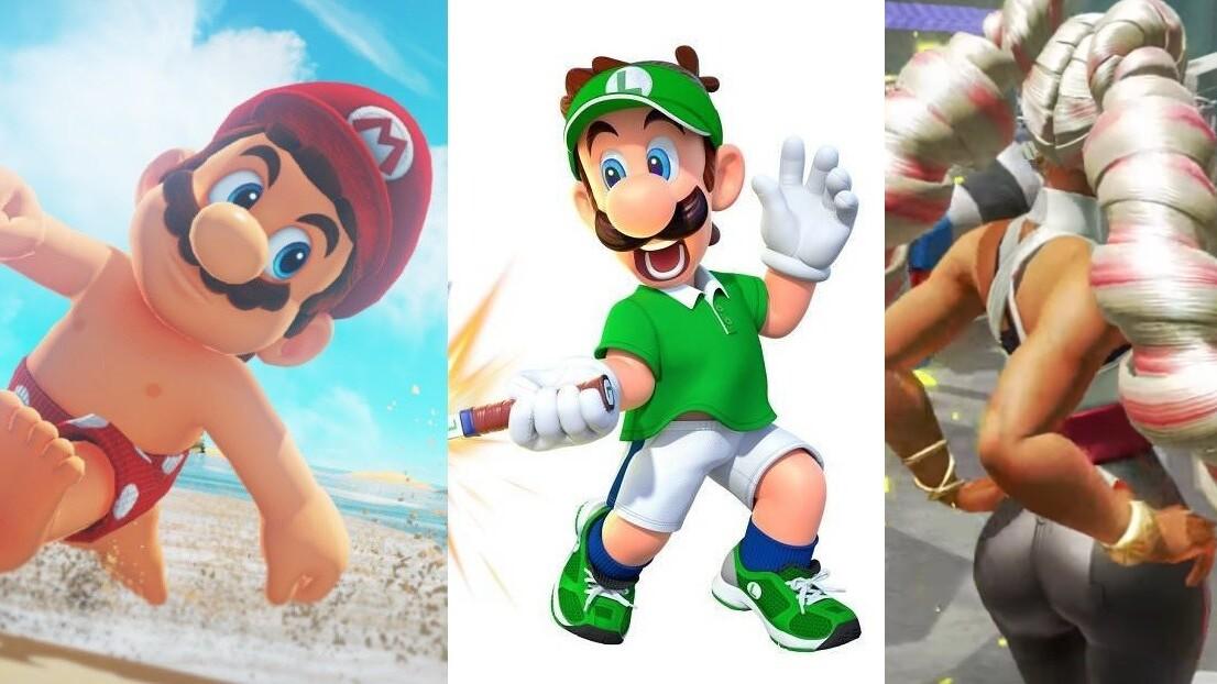Let's talk about Luigi's bulge