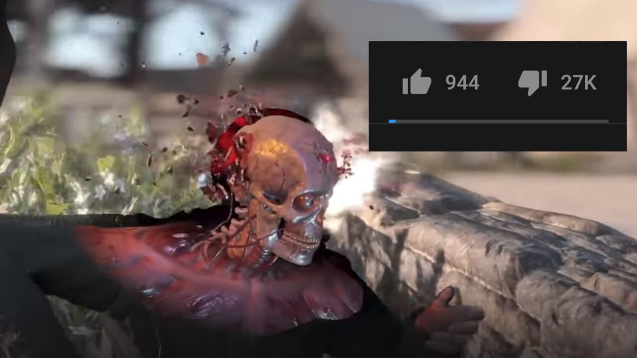 The White House posted an awesome compilation of videogame gore on YouTube