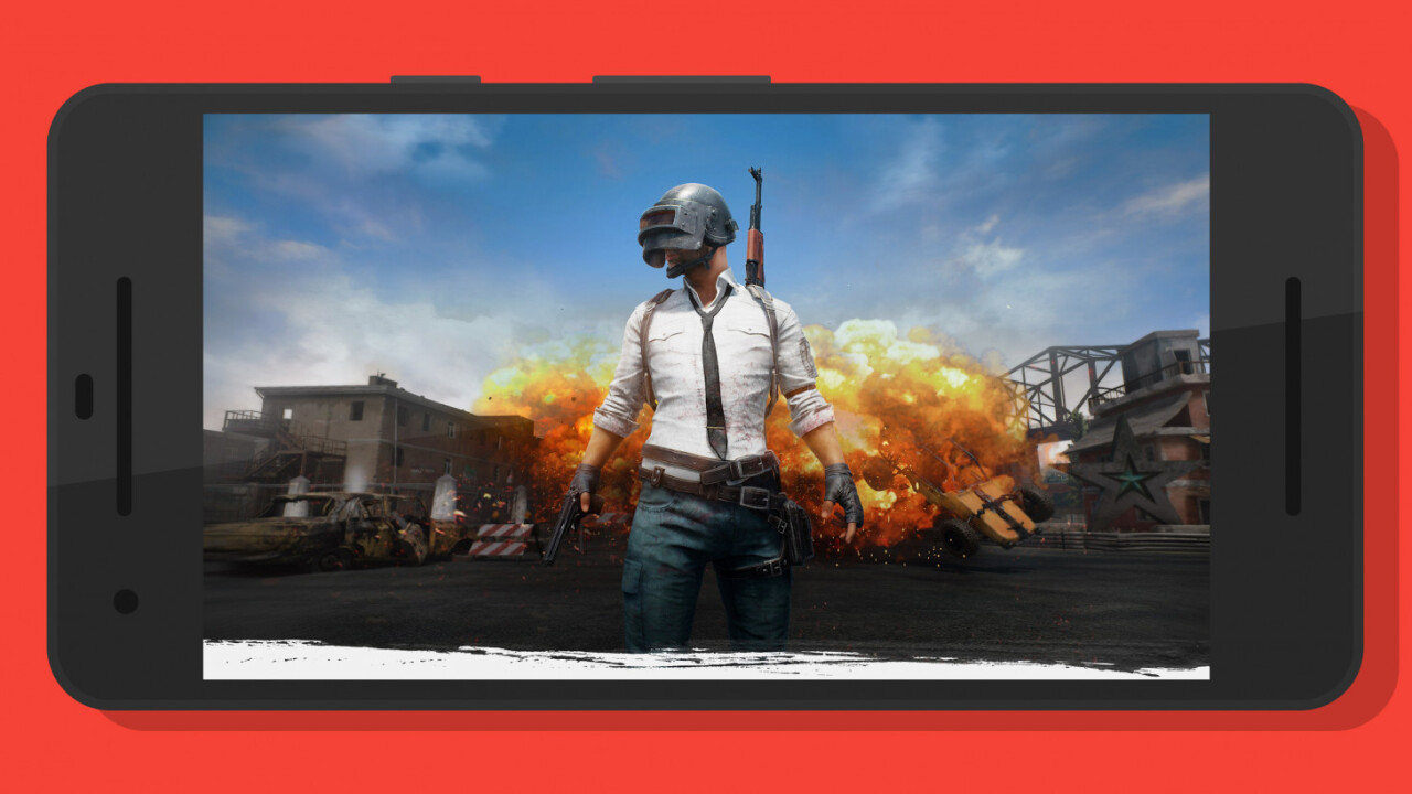 PlayerUnknown's Battlegrounds is rolling out on mobile worldwide