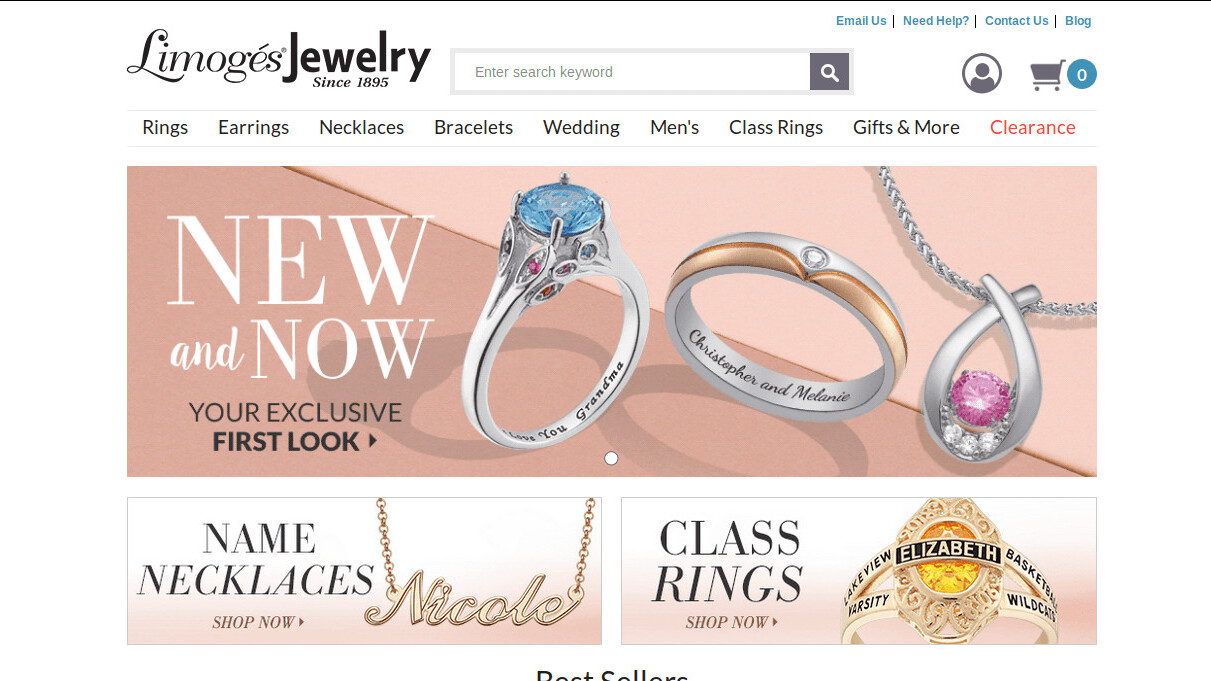 Jewelry site accidentally leaks personal details (and plaintext passwords!) of 1.3M users