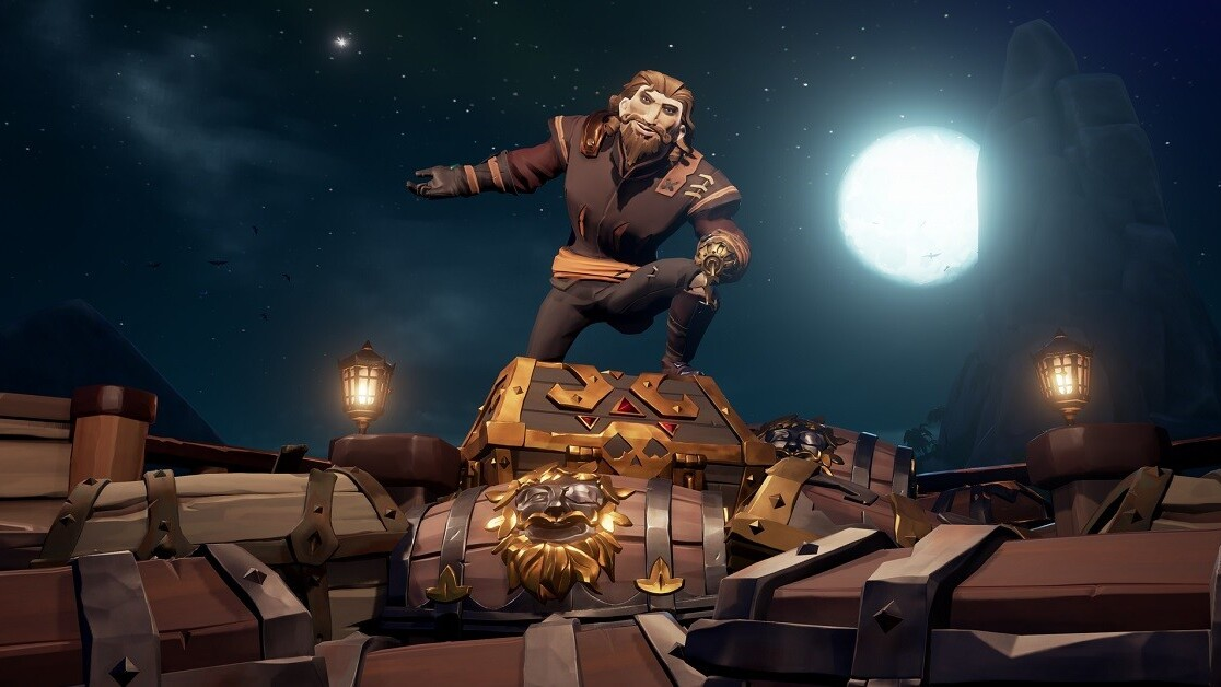 Reddit slams first Sea of Thieves player to reach 'Pirate Legend' status