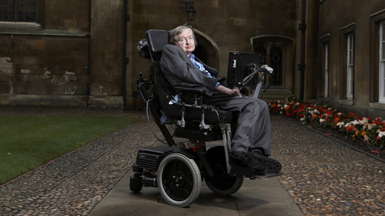 Renowned astrophysicist Stephen Hawking dies at 76