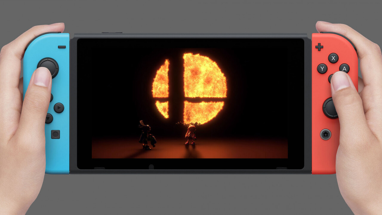 Nintendo is out for blood after the Smash Bros Ultimate leak