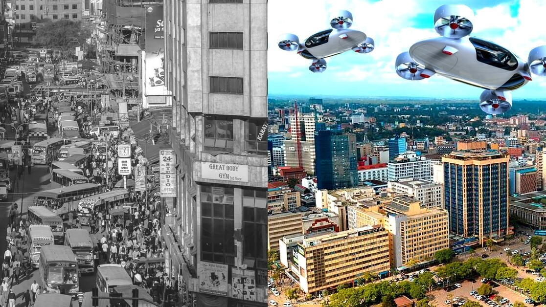 The McFly project wants to launch flying taxis on the blockchain in Nairobi