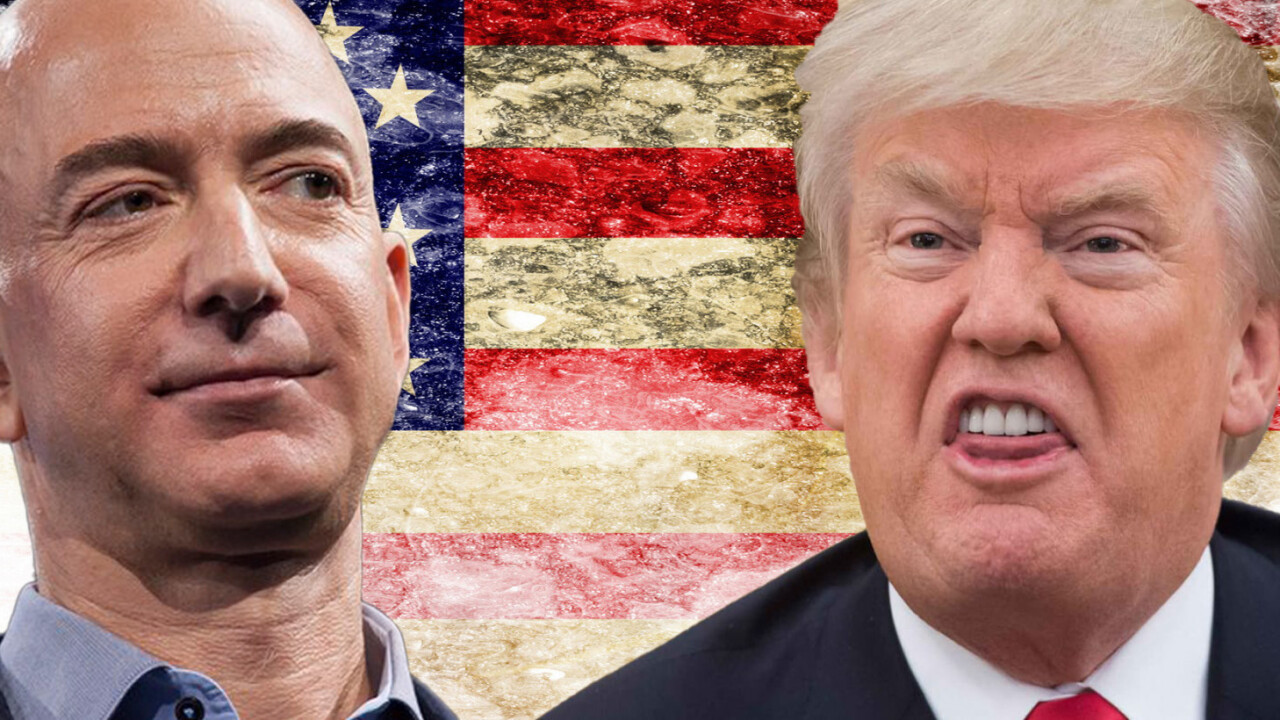 Why Jeff Bezos might run for president to spite Elon Musk and Donald Trump