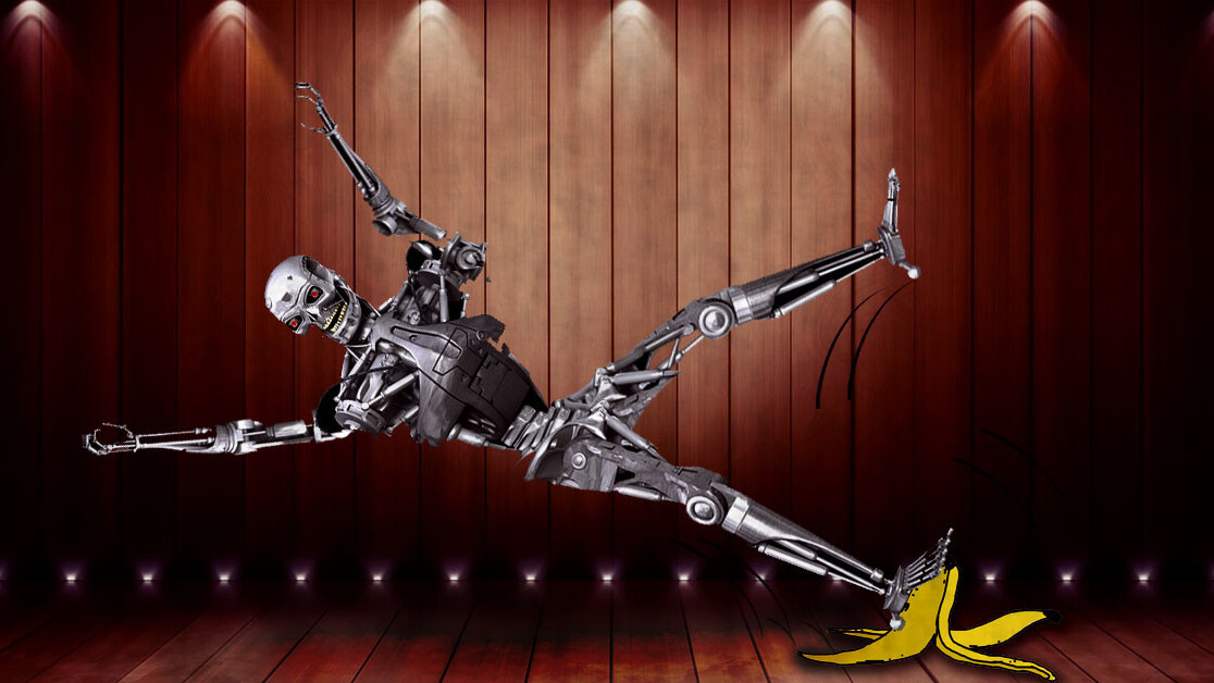 These clumsy robots prove AI is far from perfect