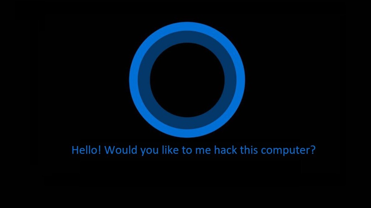 Hackers can use Cortana to open websites on Windows 10 even if your PC is locked