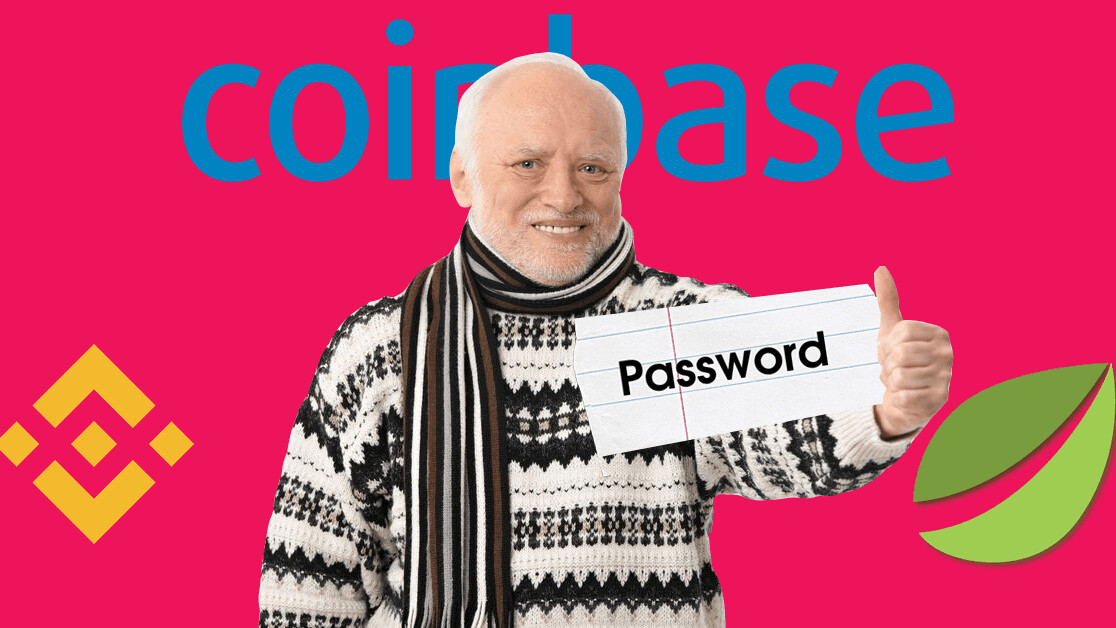 Research: Cryptocurrency exchanges have pretty weak password security