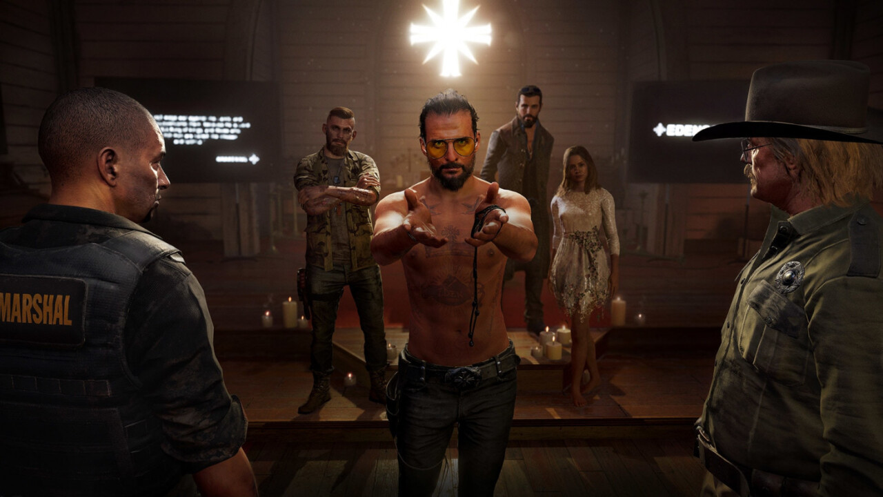 Review: Far Cry 5 plays it a little too safe