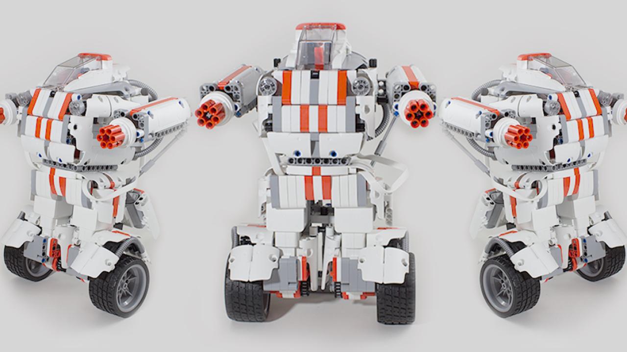 Review: Xiaomi's Mi Robot Builder is 978 pieces of educational fun