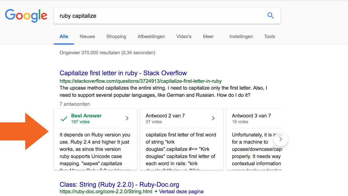 Google now previews Stack Overflow answers directly in Search