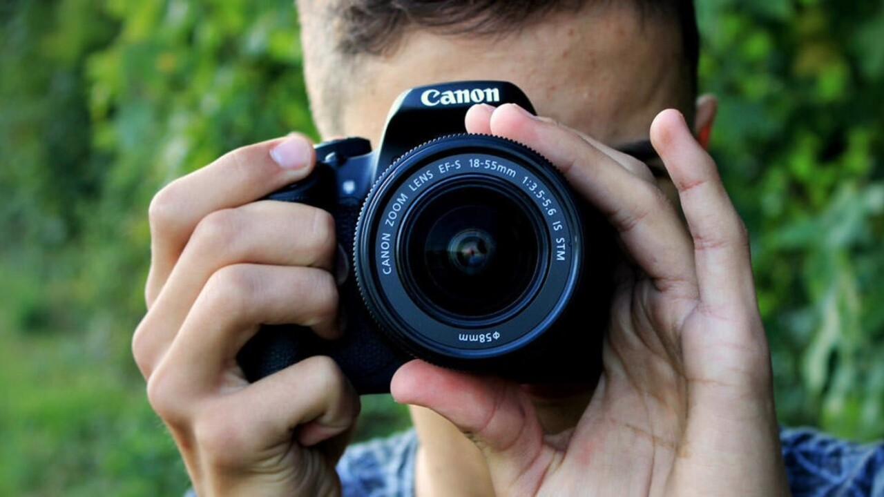 Learn how to shoot photos like a pro for only $25