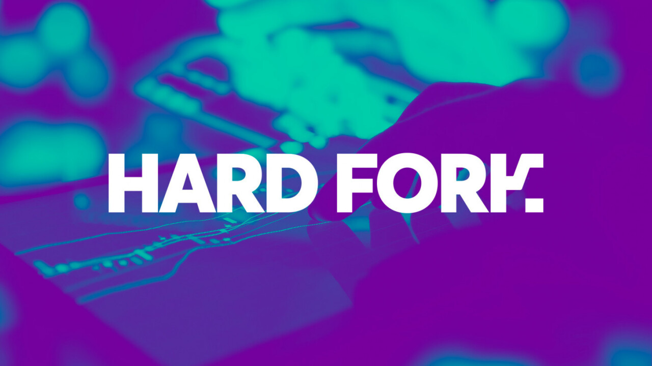 Introducing Hard Fork: a new cryptocurrency and blockchain brand by TNW