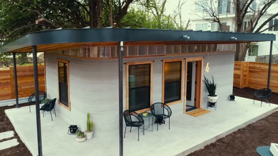 This 3D-printed house aims to end homelessness. Could it work?