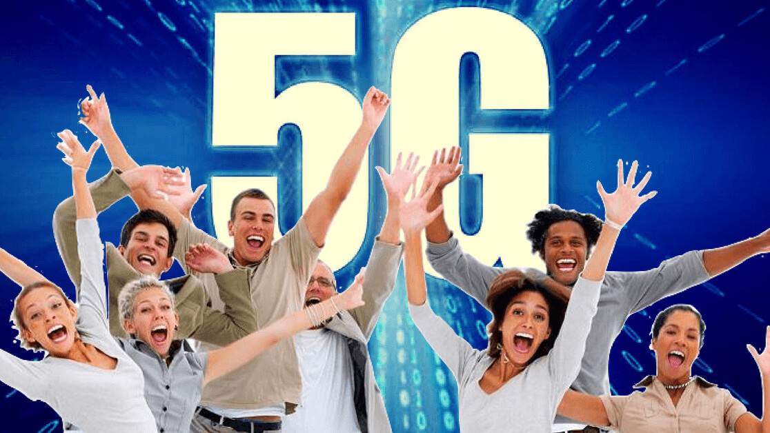 You should be excited about 5G because it's both fast and cool