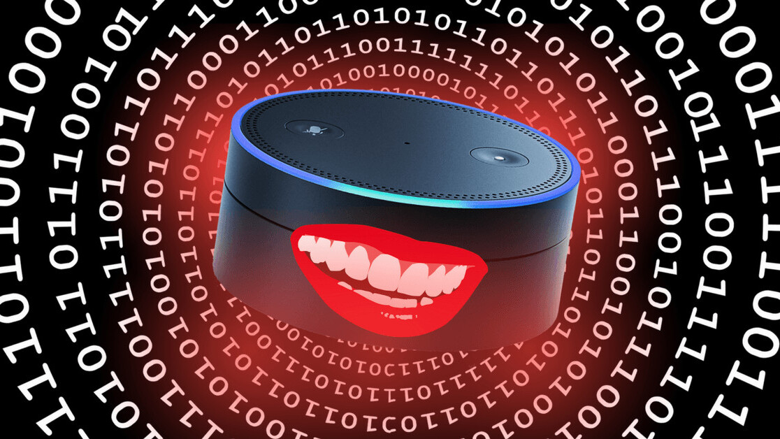 Alexa's creepy laugh is just the beginning of bigger problems in our IoT future