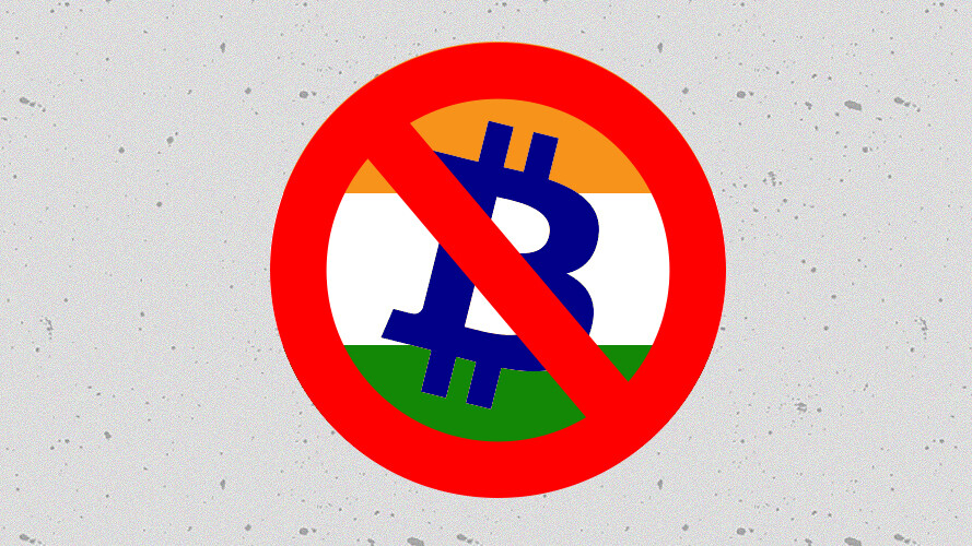 India slams the brakes on cryptocurrency trading