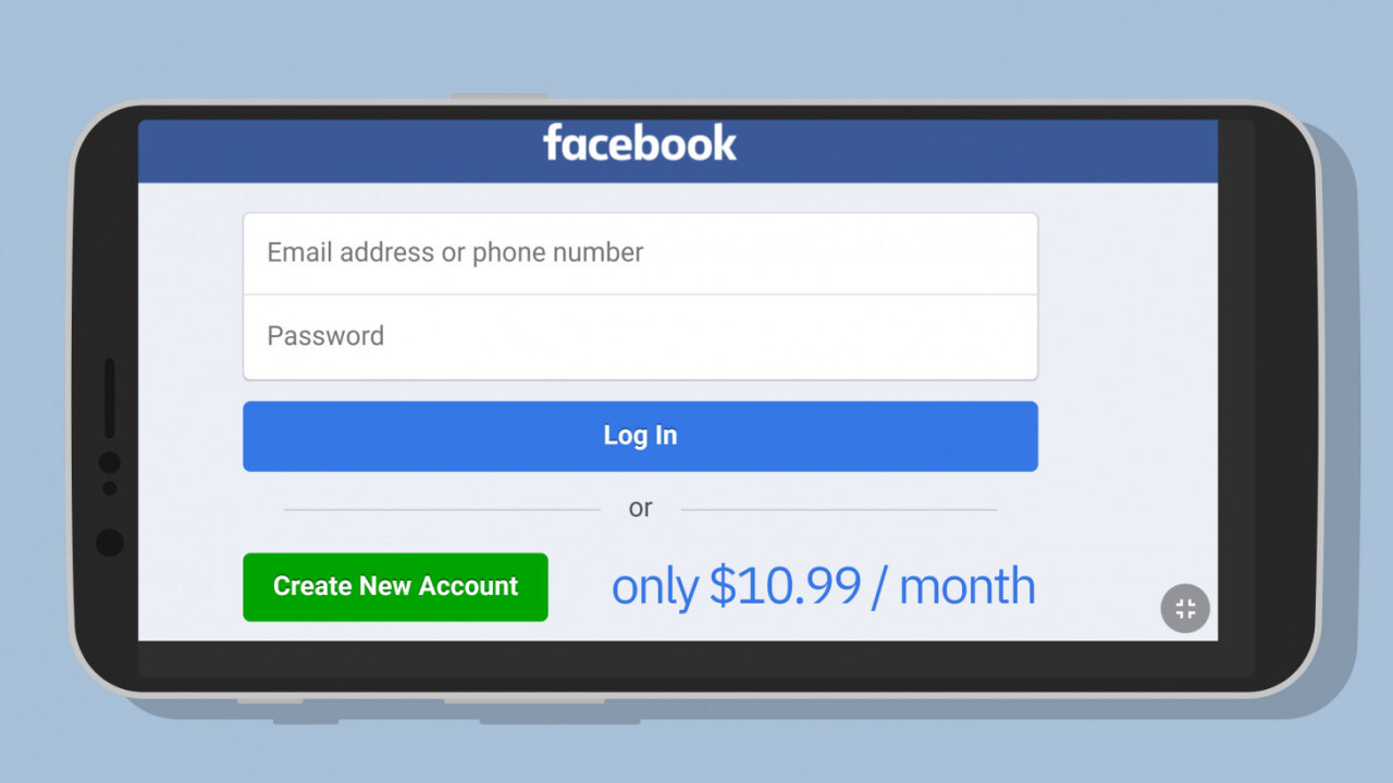 Why I won't pay for a safer Facebook