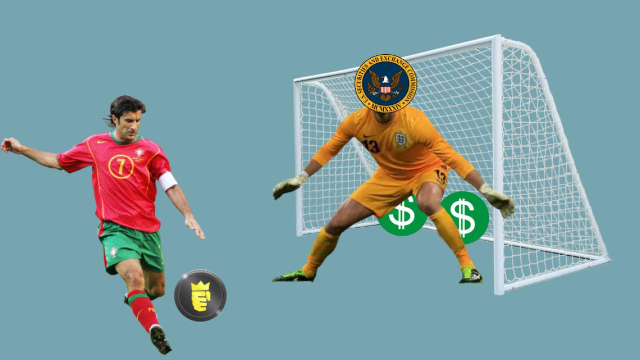 Luis Figo becomes latest celebrity to jump on the ICO bandwagon
