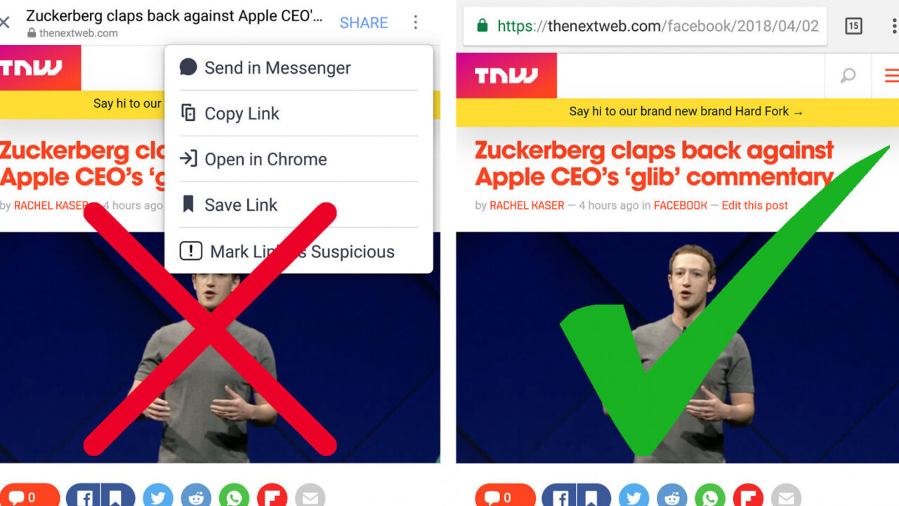 Rant: In-app browsers are annoying and mostly useless