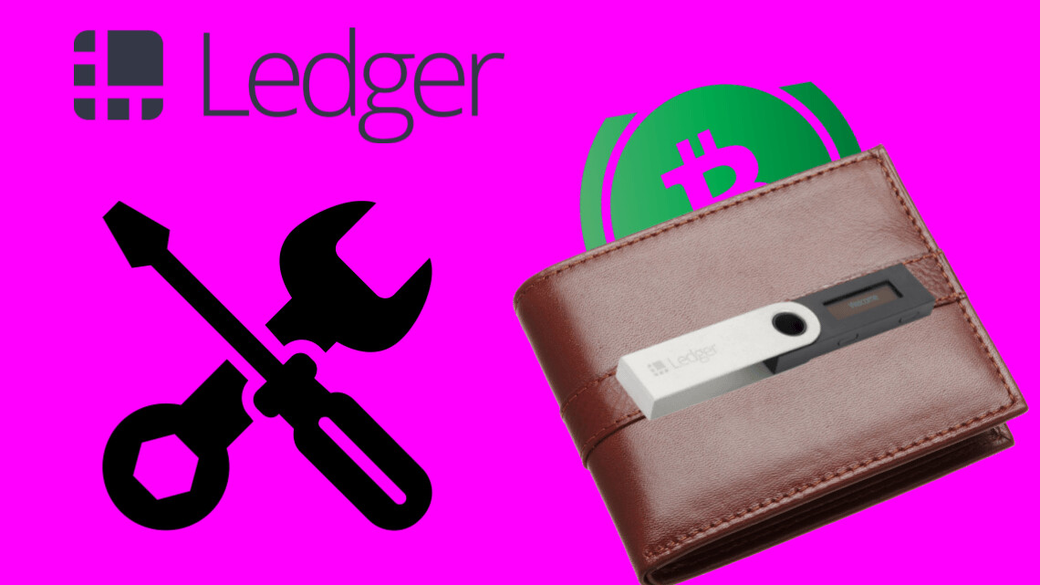 Ledger's Bitcoin Cash wallets haven't been working for 2 days