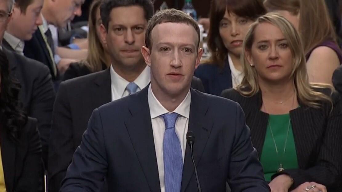 The (precious few) highlights from Zuckerberg's sit-down with 44 Senators