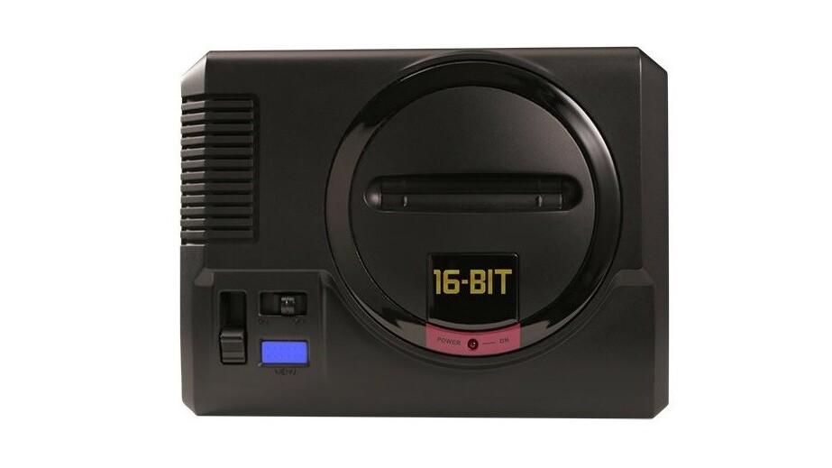 Sega's Mega Drive Mini is its response to the SNES Classic