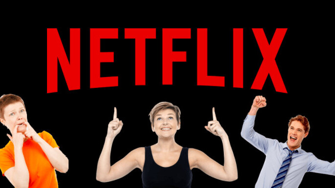 Font psychology: What the posters for Netflix's top shows can teach us