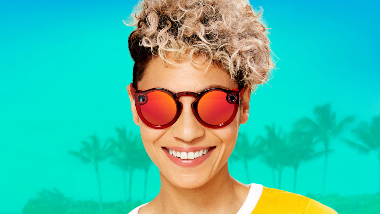 Snap's Spectacles v2.0 are faster, pricier, and as pointless as the first